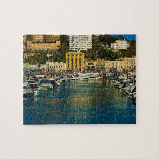港のパズル ジグソーパズル