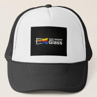 港の窓ガラス キャップ