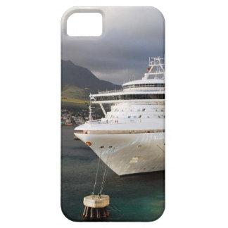 港の遊航船 iPhone SE/5/5s ケース
