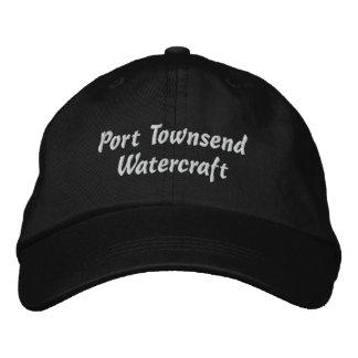 港のTownsendのWatercraftの帽子 刺繍入りキャップ