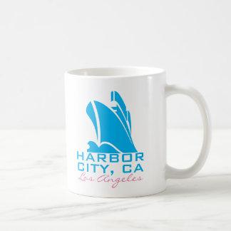港都市カリフォルニア コーヒーマグカップ