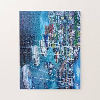港1の写真のパズル ジグソーパズル