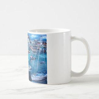 港1 コーヒーマグカップ