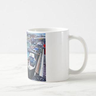港6 コーヒーマグカップ