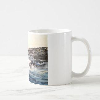 港7 コーヒーマグカップ