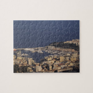 港、モンテカルロ、リビエラのCoteのd 2 ジグソーパズル