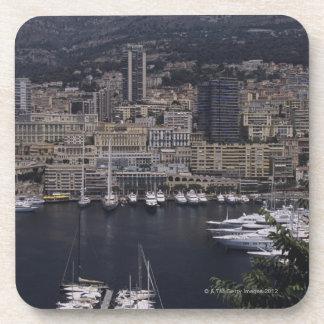 港、モンテカルロ、リビエラのCoteのd 4 コースター