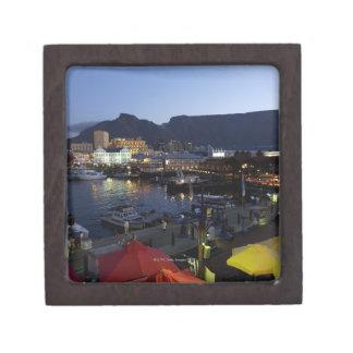 港、南アフリカ共和国のボート ギフトボックス