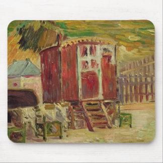 港enBessin 1883年のジプシー(キャンバスの油) マウスパッド