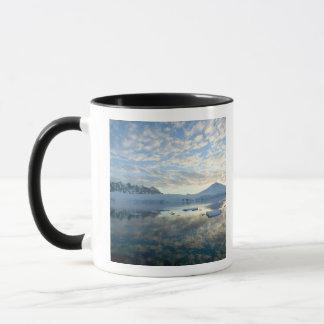 港Lockeroyのまわりの山地 マグカップ