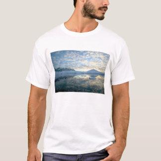 港Lockeroyのまわりの山地 Tシャツ