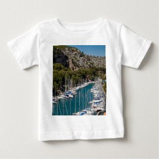 港MiouのCalanque ベビーTシャツ