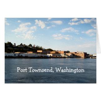 港Townsend カード