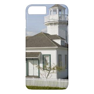 港Townsend、WAの小さい灯台 iPhone 8 Plus/7 Plusケース