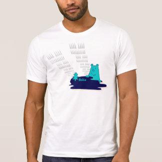 湖と森の主くまさんのderのバーのvom Wald2 Tシャツ