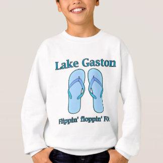 湖のガストンFlippin Floppinのおもしろいのワイシャツ、マグ、多く スウェットシャツ