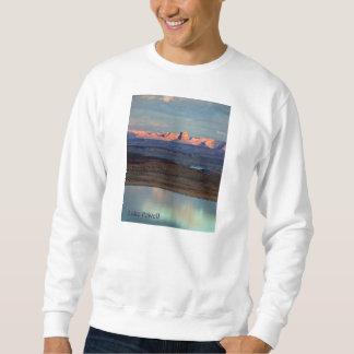 湖のパウエルのタワーのビュート スウェットシャツ