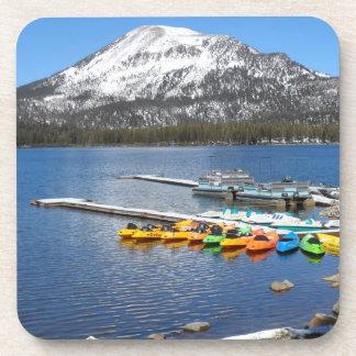 湖のメリーマンモス、カリフォルニア コースター