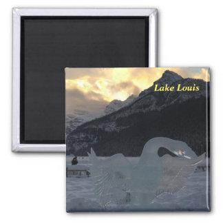 湖のルイの磁石 マグネット
