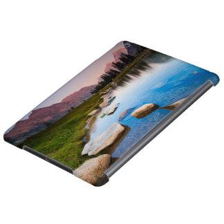 湖の孤独 iPad AIRケース