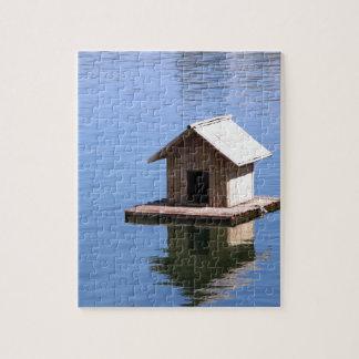 湖の家 ジグソーパズル