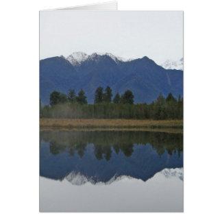 湖の錯覚 カード