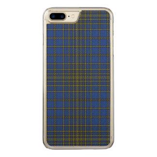 湖のAchonachieの格子縞 Carved iPhone 8 Plus/7 Plus ケース
