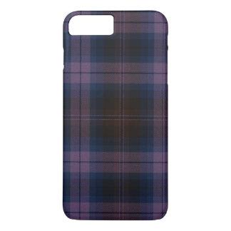湖のAllt Eoin Thomaisの格子縞のタータンチェック iPhone 8 Plus/7 Plusケース