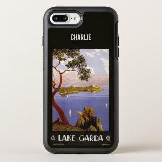 湖のGardaイタリアの一流の電話 オッターボックスシンメトリーiPhone 8 Plus/7 Plusケース