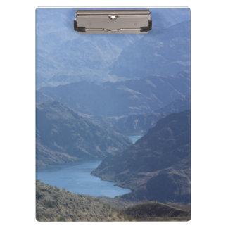 湖のMeadeの用箋挟 クリップボード