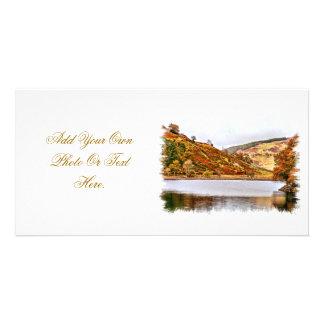 湖ウェールズ カード