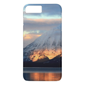 湖マクドナルドのグレーシャー国立公園 iPhone 8 PLUS/7 PLUSケース