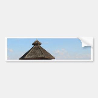湖上の望楼 バンパーステッカー