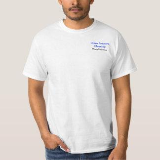 湖圧力クリーニング、ダグSwanson Tシャツ