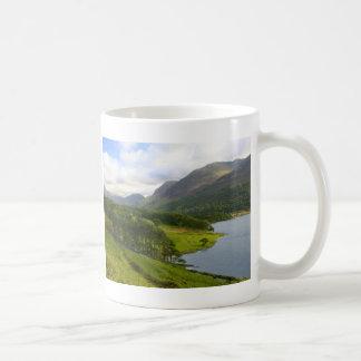 湖地区 コーヒーマグカップ