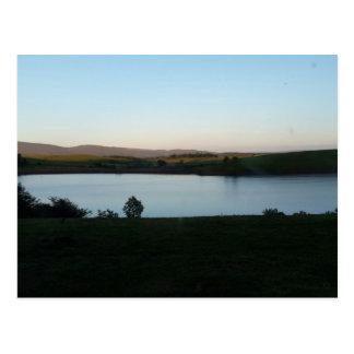 湖地区Kendal ポストカード