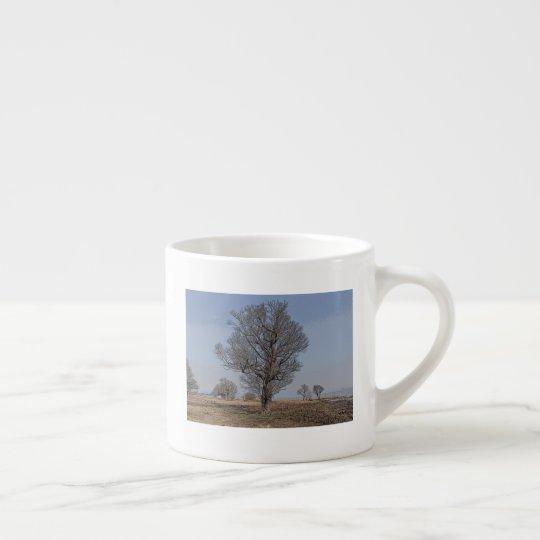 湖岸の木々 エスプレッソカップ