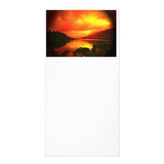 湖畔 カード