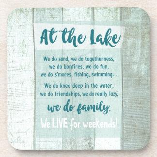 湖 コースター