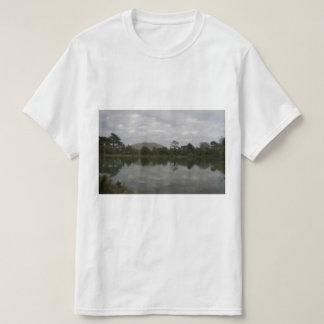 湖、サンフランシスコ、米国#8のTシャツ詰めて下さい Tシャツ
