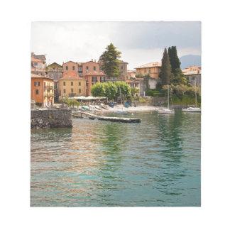 湖Comoミラノ ノートパッド