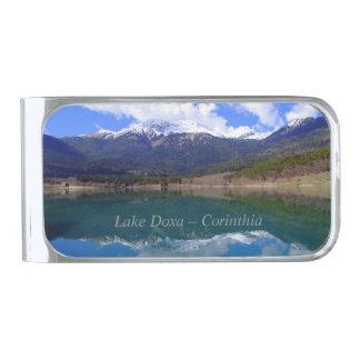 湖Doxa - Corinthia シルバー マネークリップ