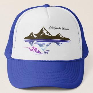 湖Granby Waterskier キャップ