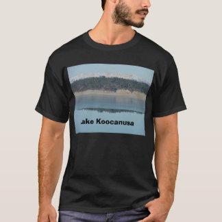 湖Koocanusa Tシャツ