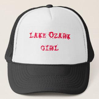 湖OZARKの女の子 キャップ