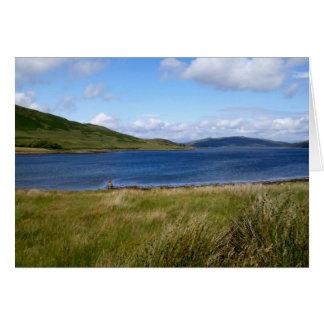 湖Spelve、スコットランド カード