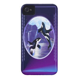 湾のシャチ Case-Mate iPhone 4 ケース