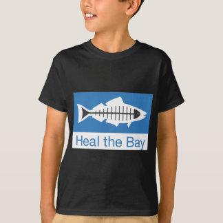 湾のスワッグを直して下さい Tシャツ