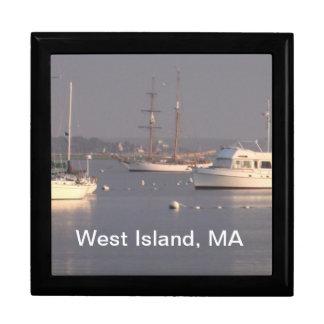 湾の夏の朝-西の島、MA ギフトボックス