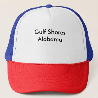 湾はアラバマを支えます キャップ